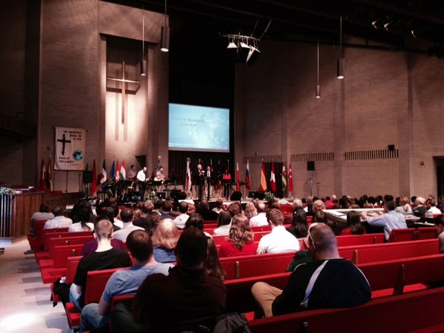 Forcey Missions Conference