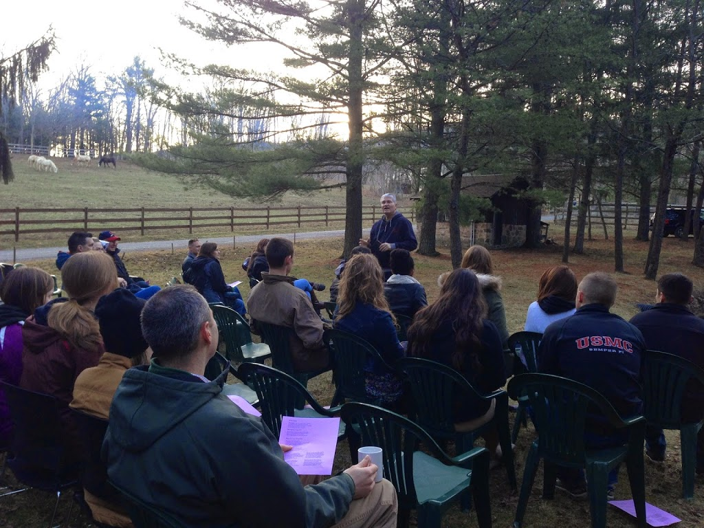 Resurrection Retreat at White Sulphur Springs