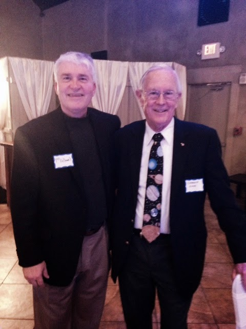 Astronaut Charlie Duke, Northshore Mayor's Prayer Breakfast Speaker