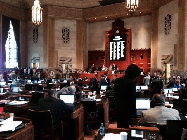 LA House of Representatives