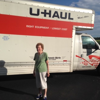 Moving Mom Back to Maryland