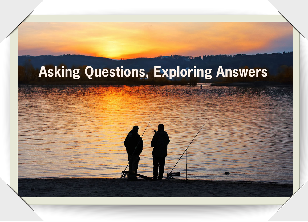 Asking Questions, Exploring Answers